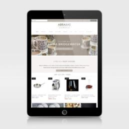 Abraxas iPad
