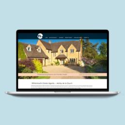 Whitehead's Estates Laptop