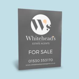 Whitehead's Estates Leaflet