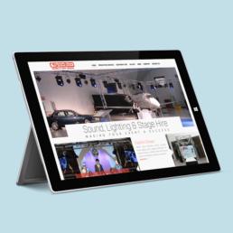 Showtech Laptop