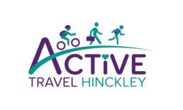 Active Travel Hinckley Logo