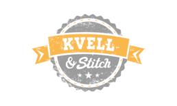Kvell & Stitch Logo