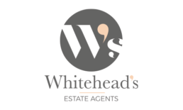 Whitehead's Estate Agents Logo