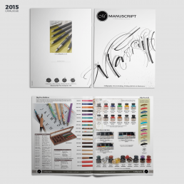 Manuscript Catalogue 2015 Version