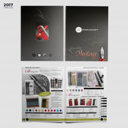 Manuscript Catalogue 2017