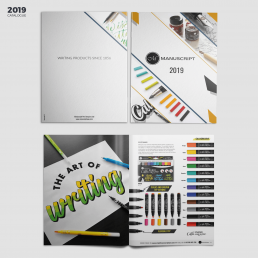 Manuscript Catalogue 2019 Version