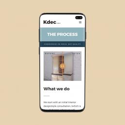 Kdec Website