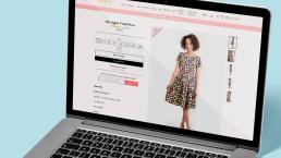 Popsy Clothing Website