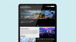 Datapath Homepage Tablet