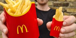 McDonalds April Fools