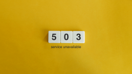 503 Server Error